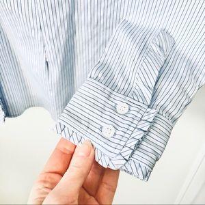 Pretty Striped Blouse